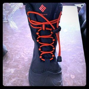 Buga IV Boot (Grade School) Black - Columbia